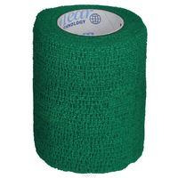 Бандаж самоклеющийся  для копыт (зеленый) (10см*2)