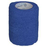 Бандаж самоклеющийся  для копыт (синий) (10см*2)