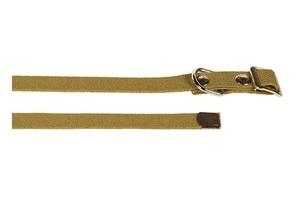 Ошейник брезентовый шир.35мм, обх.шеи 15-70 см