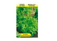 Салат листовой Дубовый лист салатовый