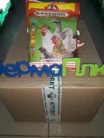 Упаковка (15шт.) Фелуцен П-2 для сельскохозяйственной птицы порошок, 1 кг