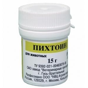 Пихтоин мазь (раны, ожоги, экземы, ушибы) 40г
