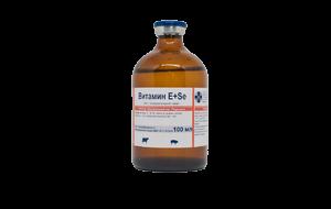 Витамин Е+Se, 100 мл