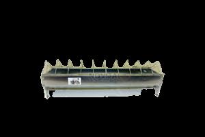 Кормушка металлическая оцинкованная для кур 75 см