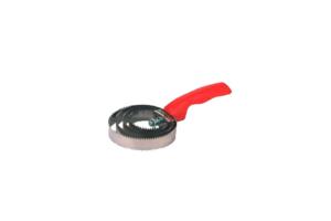 Скребок спиральный 5-ти рядный металлический