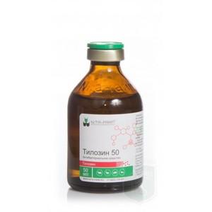 Тилозин 50 фл. 50мл