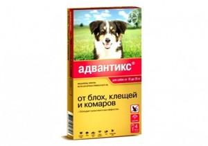 Адвантикс д/собак 10-25 кг 1 пип 2,5 мл