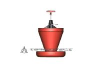 Кормушка бункерная для поросят — 7,5 л