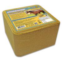Фелуцен солевой лизунец с минералами для лошадей, 4 кг