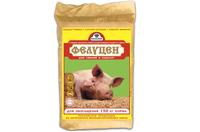 Упаковка (6 шт.) Фелуцен С 2-4 (гранулы) для хряков, свиноматок, поросят, ремонтного молодняка, 3 кг