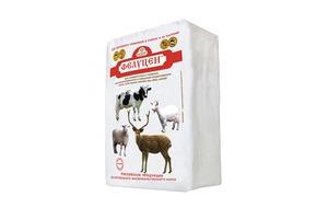 Фелуцен солевой лизунец универсальный с минералами для КРС, коз и овец, 3 кг
