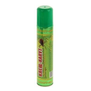 Клещ-капут аэрозоль от клещей, блох, комаров, 180 мл
