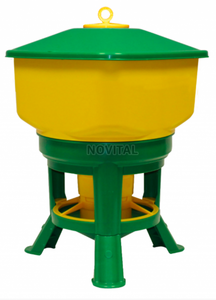 Кормушка бункерная Kubic Premium 30л/20 кг, Италия