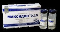 Максидин глазной 0,15, флакон 5мл