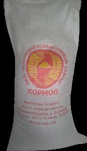 Комбикорм КК-55  для откорма свиней до жирных кондиций,30кг