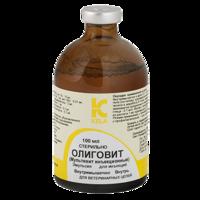 Олиговит, мультивит инъекционный, 100мл