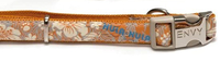Ошейник для собак Hula оранжевый 20-30 см*10