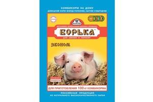 Премикс Борька (Эконом, концентрат) для свиней и поросят, 500 г