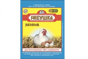 Премикс-концентрат Рябушка для с/х птицы (Эконом), 500 г