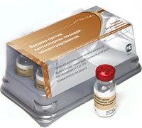 Вакцина против лептоспироза лошадей концентрированная 1доза/фл