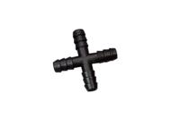 Соединение крестовое диаметром 10 мм