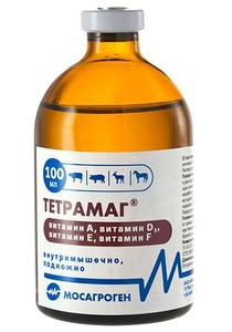 Тетрамаг, 100 мл