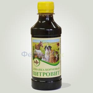 """Кормовая добавка """"Витровит"""", 0,25 л"""