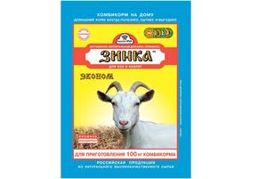 Премикс-концентрат Зинка для коз, козлов и козлят (Эконом), 500 г