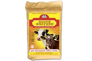 Золотой Фелуцен для коров, нетелей, быков, телят старше 6 мес. (гранулы), 3 кг